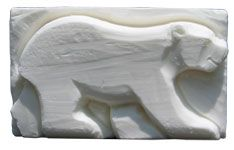 Years ago we used to carve ivory soap at camp instructions