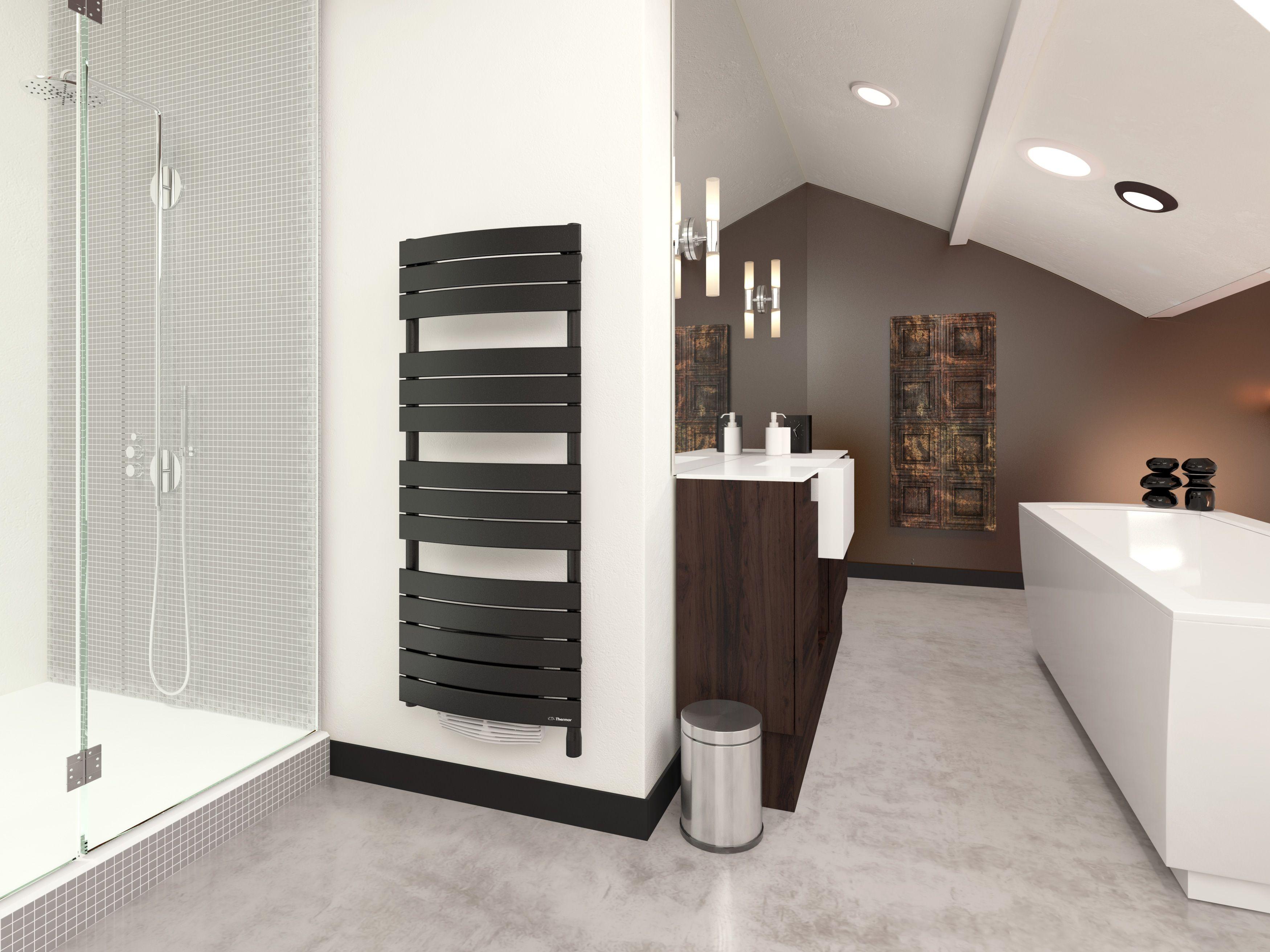 Radiateur Sècheserviettes Design RIviera Disponible En Coloris - Radiateur salle de bain seche serviette