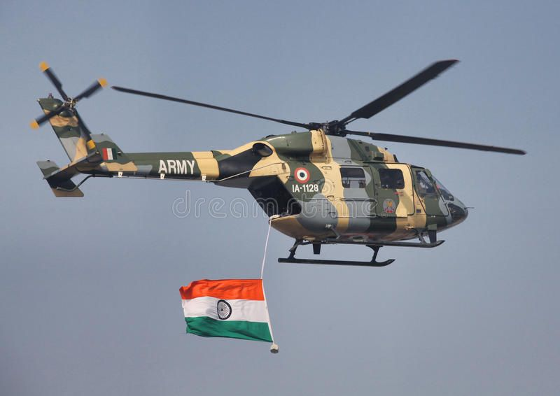 Indian Army Helicopter An Indian Army Helicopter Known As Advance Light Helicop Sponsored Helicopter Advance Indian Army Indian Army Army Day Army