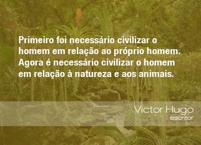 Frases Do Meio Ambiente Victor Hugo Escritor 150513 O
