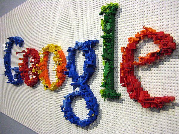 Marisa: Google siempre se supera. En esta ocasión con piezas de Lego.