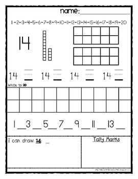 kindergarten number recognition and value worksheets 1 to 30 math numbers kindergarten. Black Bedroom Furniture Sets. Home Design Ideas