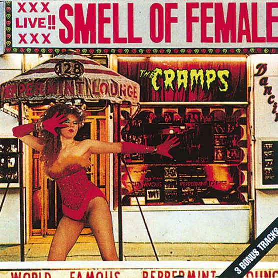 "At Dead Tank! Cramps, The ""Smel...! Listen / order at http://deadtankrecords.com/products/cramps-the-smell-of-female-lp?utm_campaign=social_autopilot&utm_source=pin&utm_medium=pin"