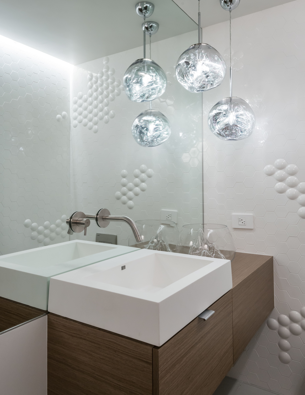 Bathroom Renovations Logan san francisco meets jackson hole in a modern renovationcarney