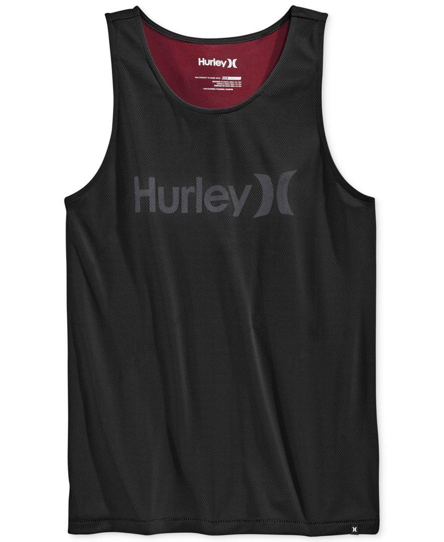 Hurley Dri-fit Shoots Tank