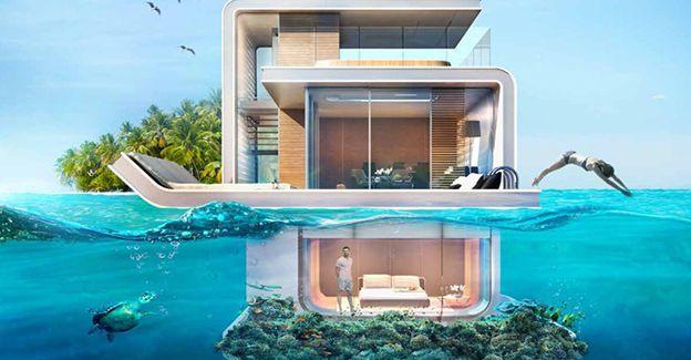 Casas Flutuantes 1 Com Imagens Casas Minecraft Modernas