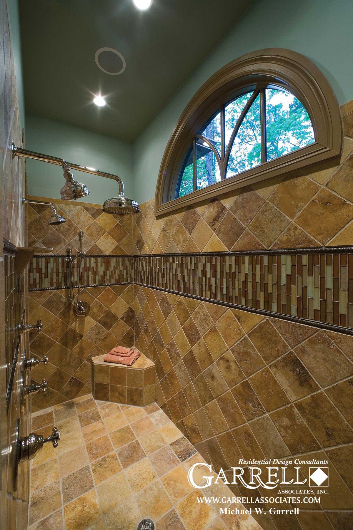 Master bathroom showers - Showers