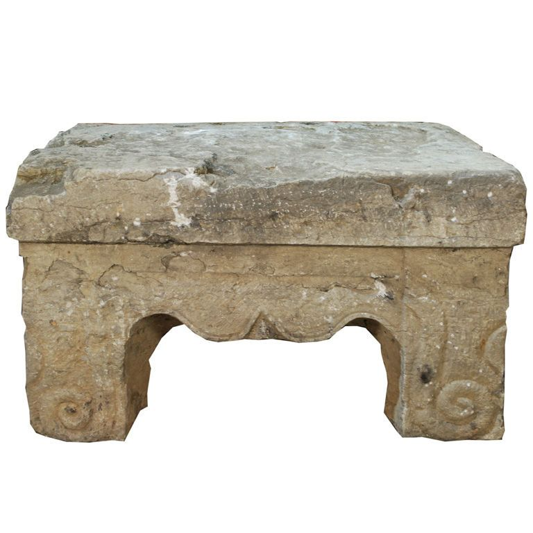 Stone Altars For Sale: Ming Stone Altar Table