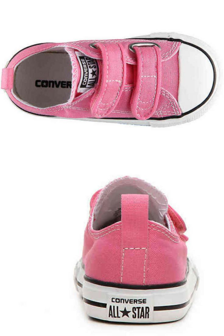 34 99 Baby Pink Converse Kids Fashion Kids Style Pink