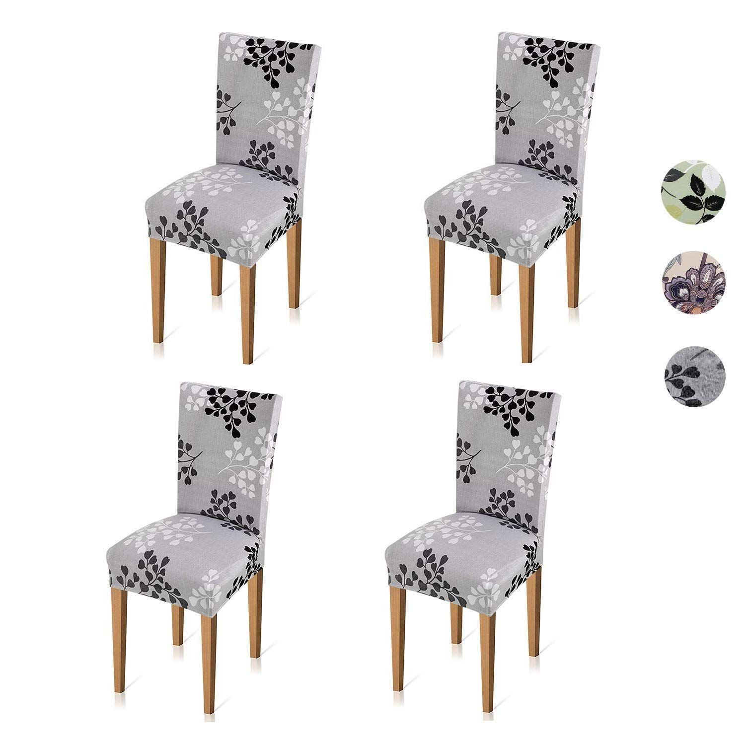Amazon Stretch Dining Room Chair Covers Just 16 10 16 23 W Code Reg 26 99 As Of 10 12 2018 11 38 Am Cdt Deals Finders Slipcovers For Chairs Dining Room Chair Covers Dining Room Chair Slipcovers
