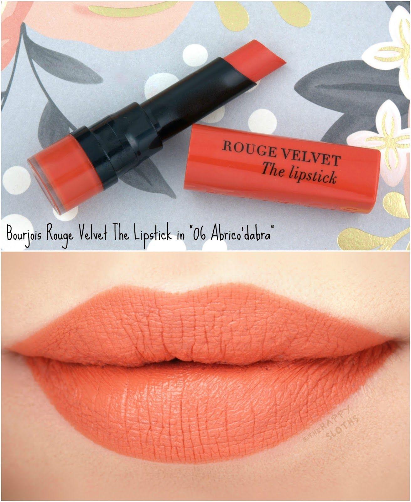 Bourjois Beauty Bourjois Rouge Velvet Lipstick Bourjois