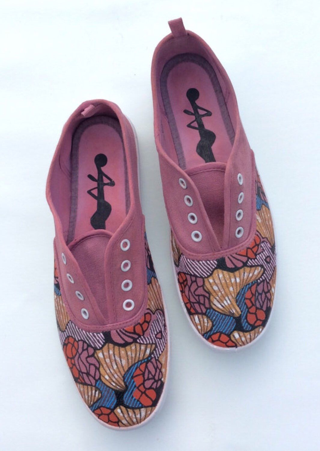 Berry Ethnic Shoes by 2Woo on Etsy https://www.etsy.com/listing/230573663/berry-ethnic-shoes