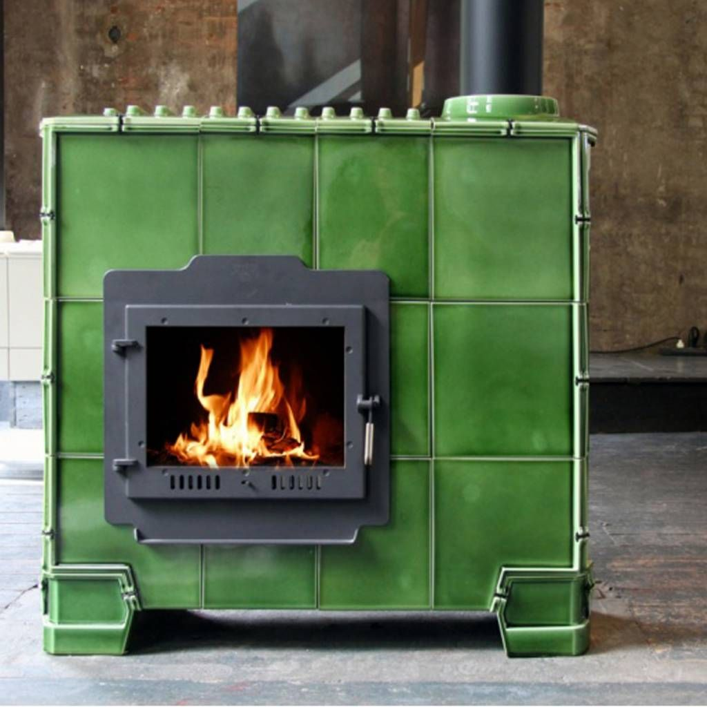 Tilestove big kachel pinterest big stove and fire places green tilestove big by weltevree tilestoves are woodstoves with a corten steel body and an exterior of ceramic tiles these ceramic tiles gradually emit doublecrazyfo Gallery