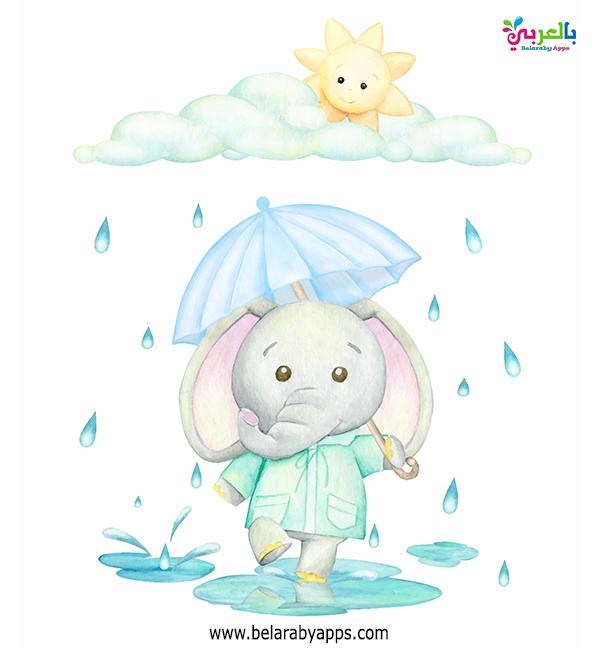 رسومات اطفال ملونة عن فصل الشتاء صور كرتون عن الشتاء للاطفال بالعربي نتعلم In 2021 Cartoon Styles Balloon Illustration Cartoon Giraffe