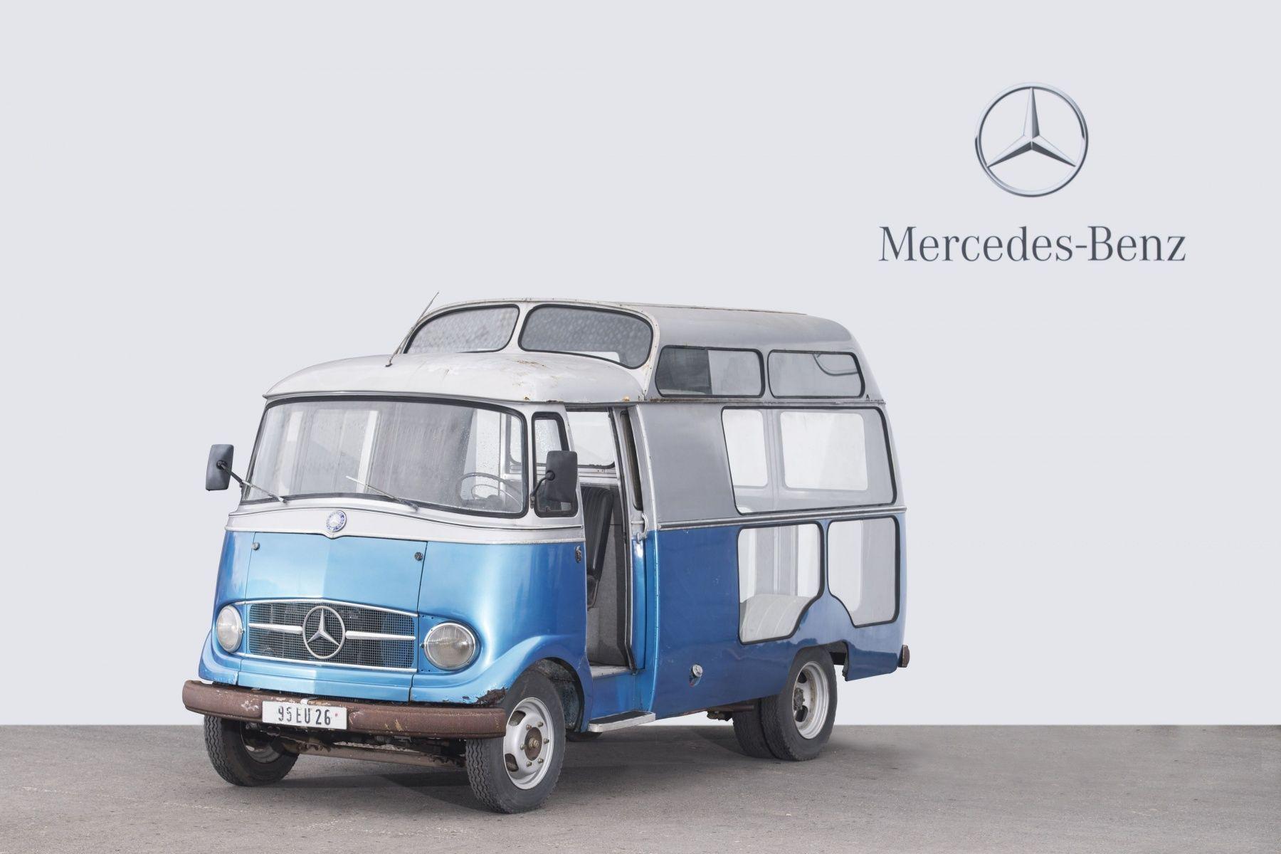 1961 Mercedes Benz O319 Panorama Bus Classic Driver Market
