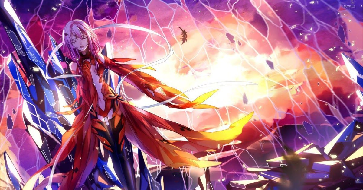 25 Wallpaper Anime Guilty Crown Hd For Android 48 Inori