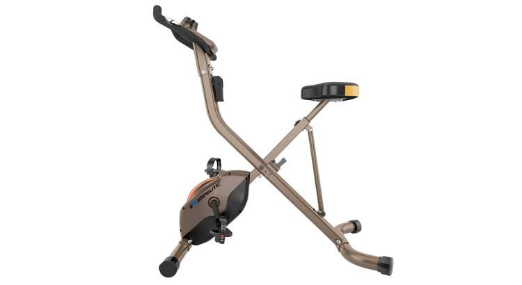 Exerpeutic Gold 500 Xls Foldable Upright Bike In 2020 Best