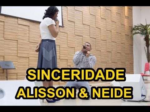 Alisson Neide Sinceridade Com Letra Com Imagens Letras