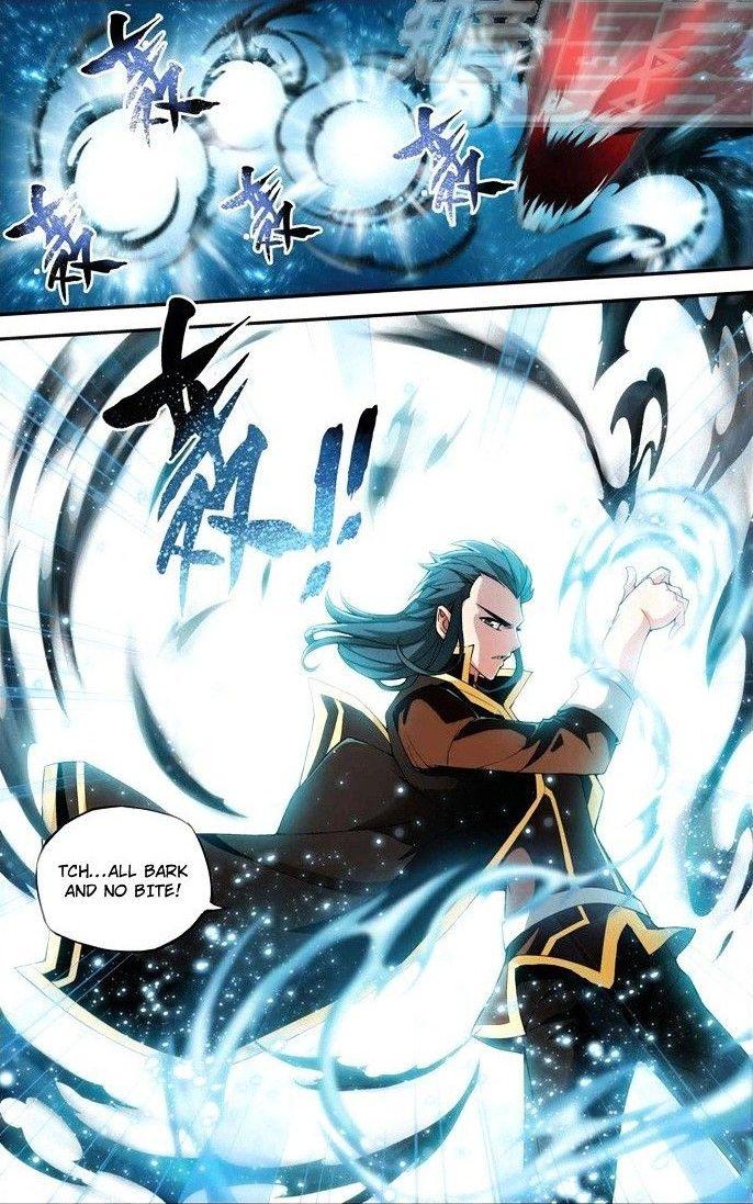 Battle Through The Heavens Anime Art Art Reference
