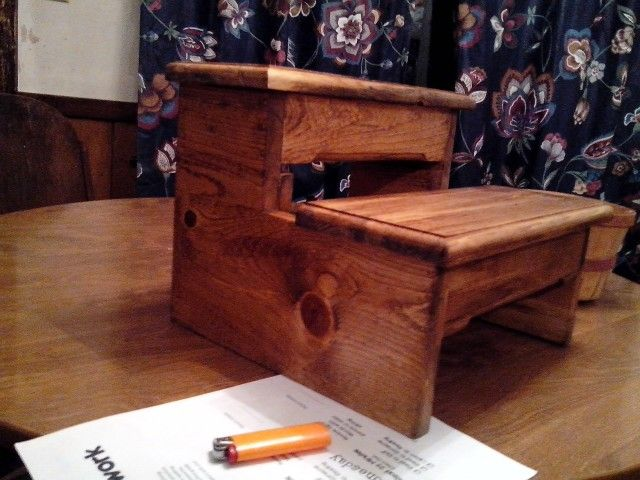 Admirable Pallett Wood Step Stool So My Little People Can Reach Gmtry Best Dining Table And Chair Ideas Images Gmtryco