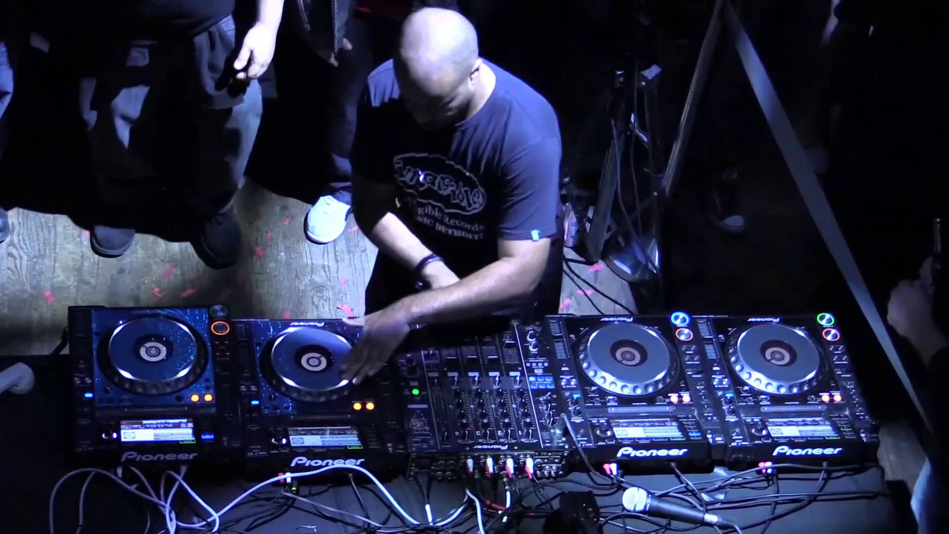Terrence Parker Boiler Room Chicago DJ Set | Tunes doing it today ...