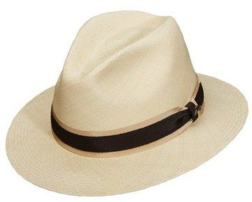 Men s Tommy Bahama Panama Straw Safari Hat - White  ed9de93a6f5