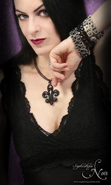 My misc handmade bracelets, plus a bracelet from Macy's.  Fleur de Lis pendant from Body Central.