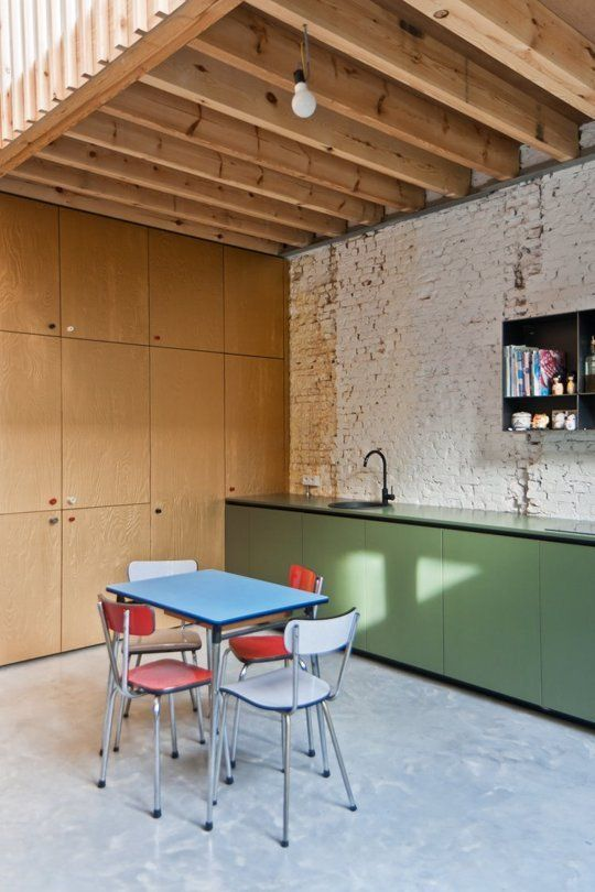 Kickass Alternatives to Traditional Upper Kitchen Cabinets Idées