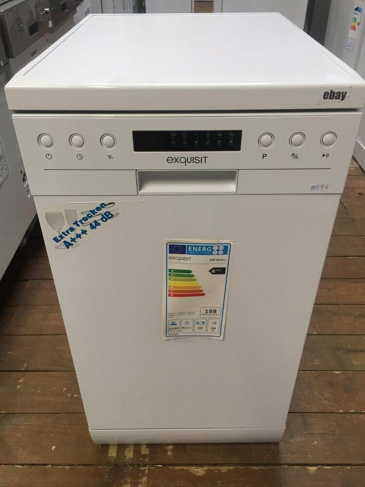 eBay Sponsored Stand Unterbau Spülmaschine Exquisit