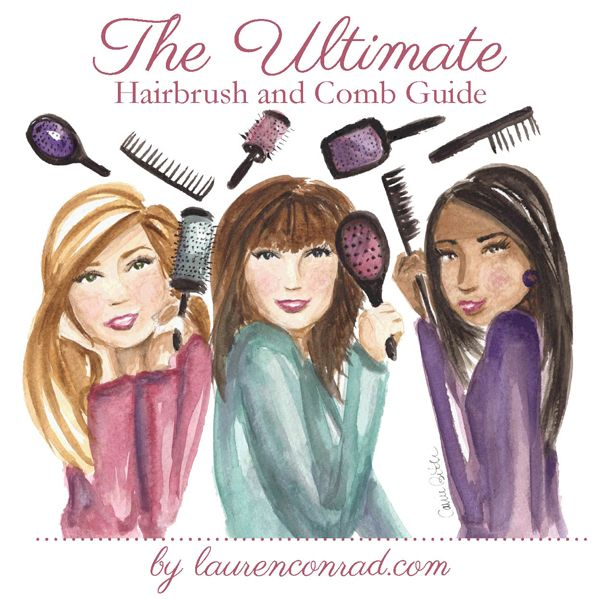 Beauty School The Ultimate Hairbrush And Comb Guide School