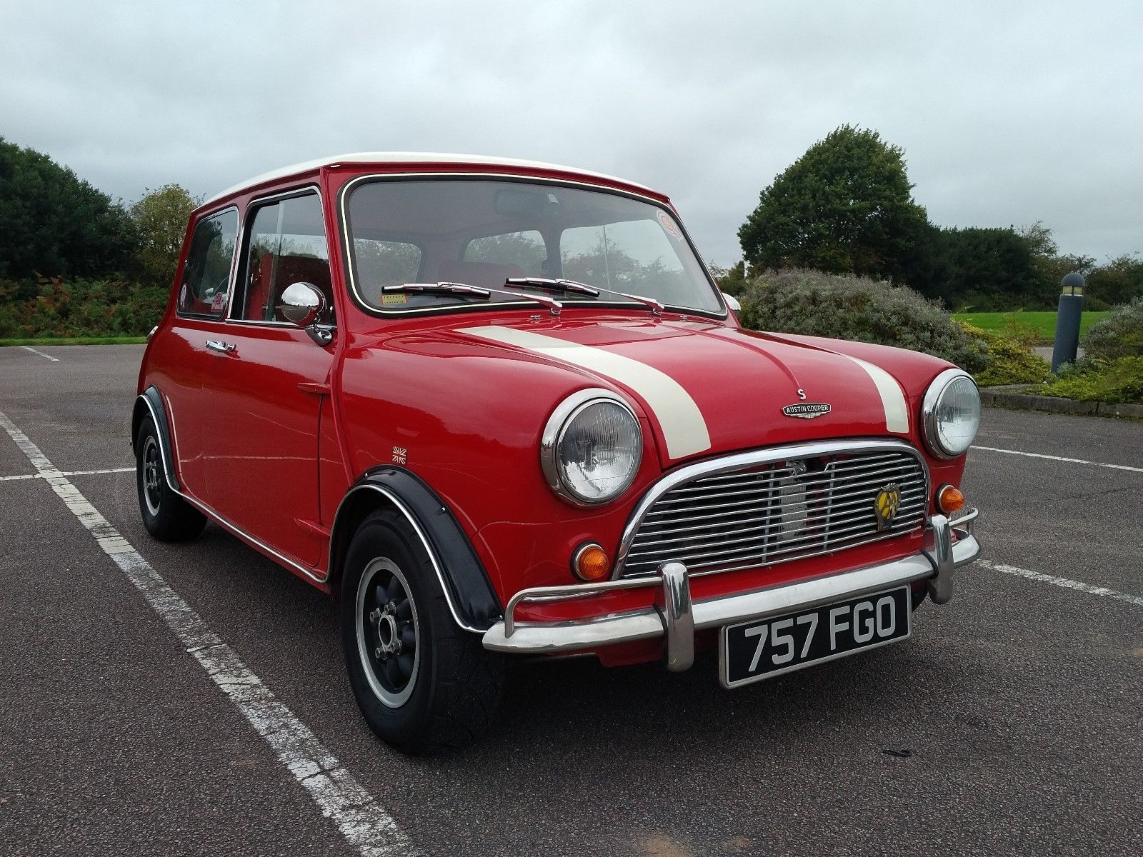 1962 Mk1 Austin Mini Cooper S evocation NR | Mk1, Vehicle and Cars