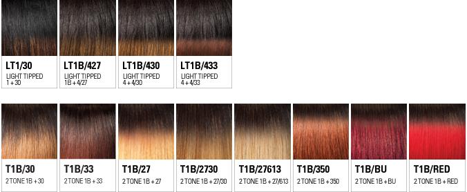 Color Chart Color Chart Vibrant Hair Colors Color