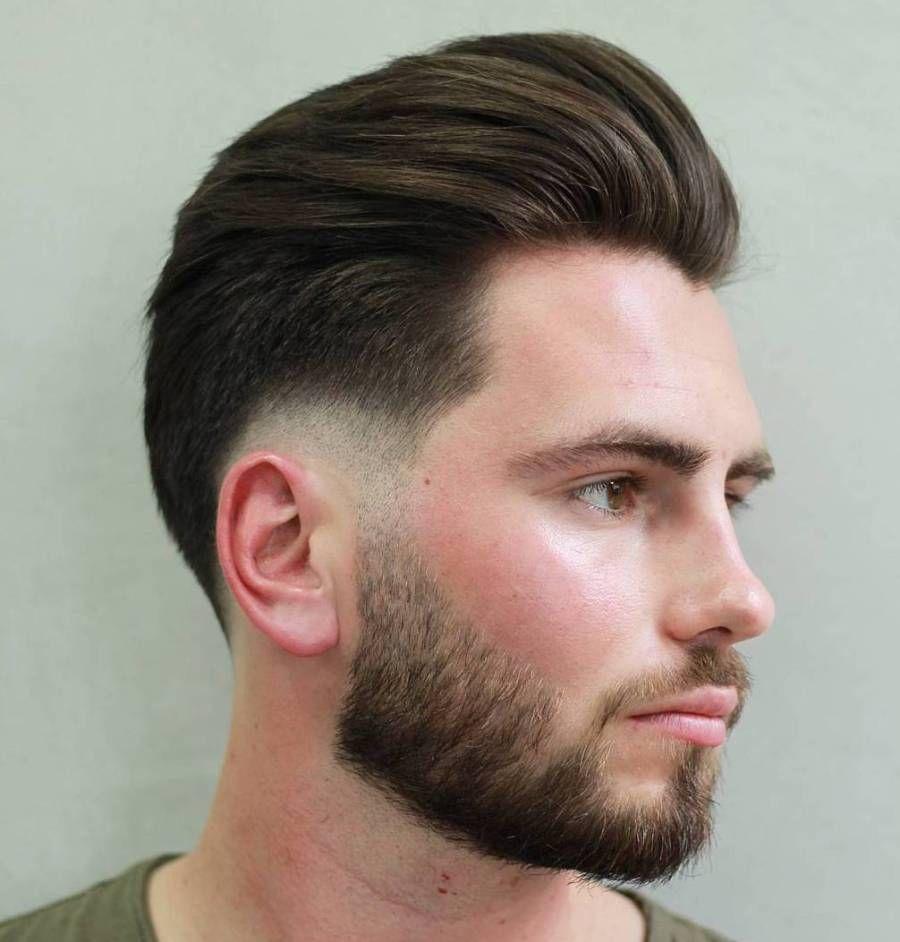 Superior 20 Best Drop Fade Haircut Ideas For Men. Burst FadeDrop FadePompadourFor Men