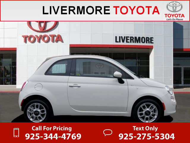 2013 Fiat 500c Convertible Pop 22k miles Call for Price