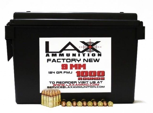 Bulk Orders From This 9mm Ammo Los Angeles Store Available Now Like