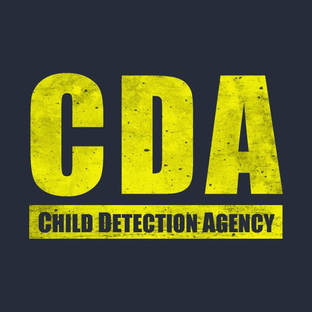 Check out this awesome 'Child+Detection+Agency' design on @TeePublic!