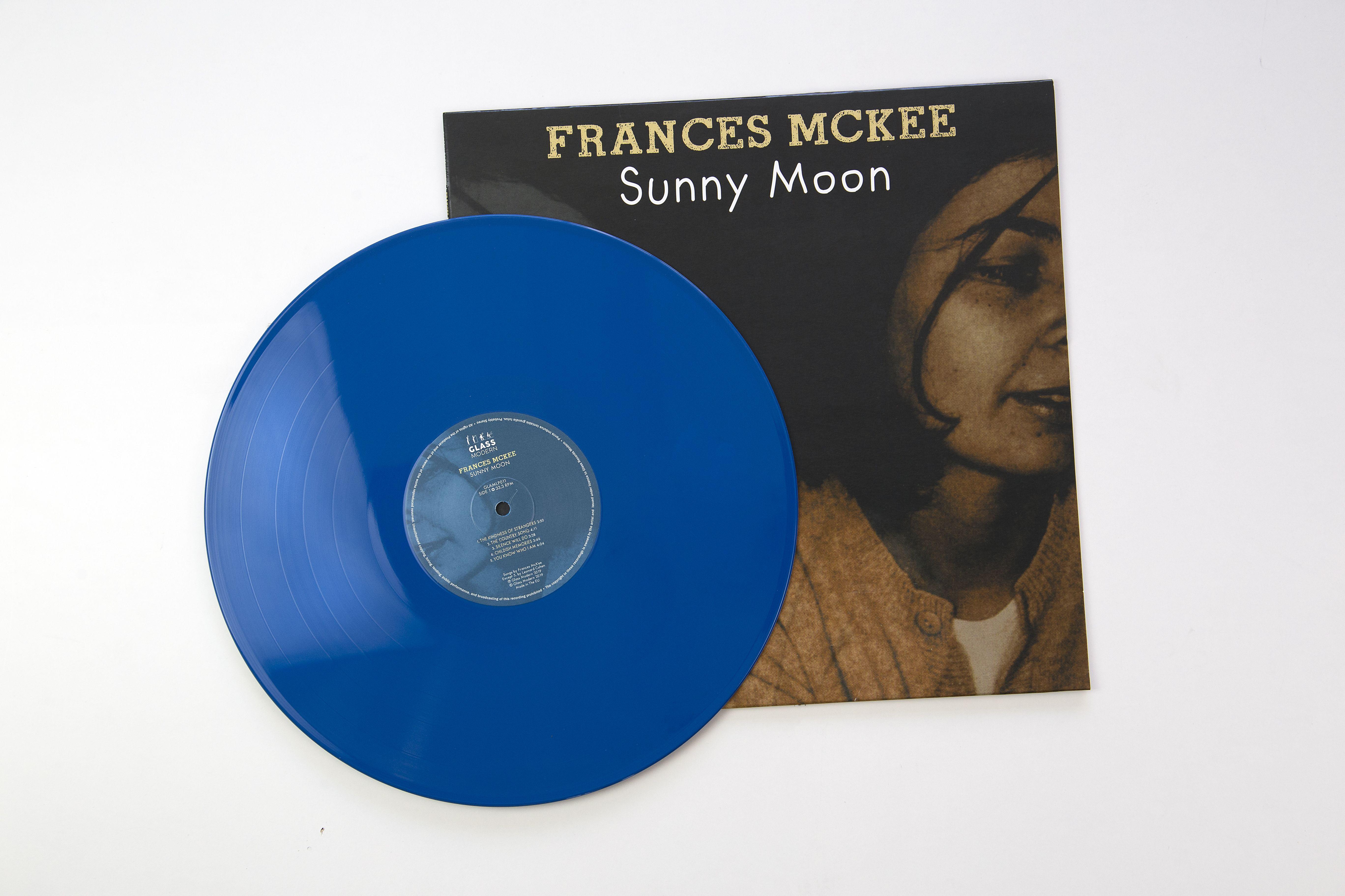 An Exclusive Sea Blue Coloured Vinyl First Time On Vinyl From The Vaselines Singer Songwriter Vinyl Hidden Art Mckee