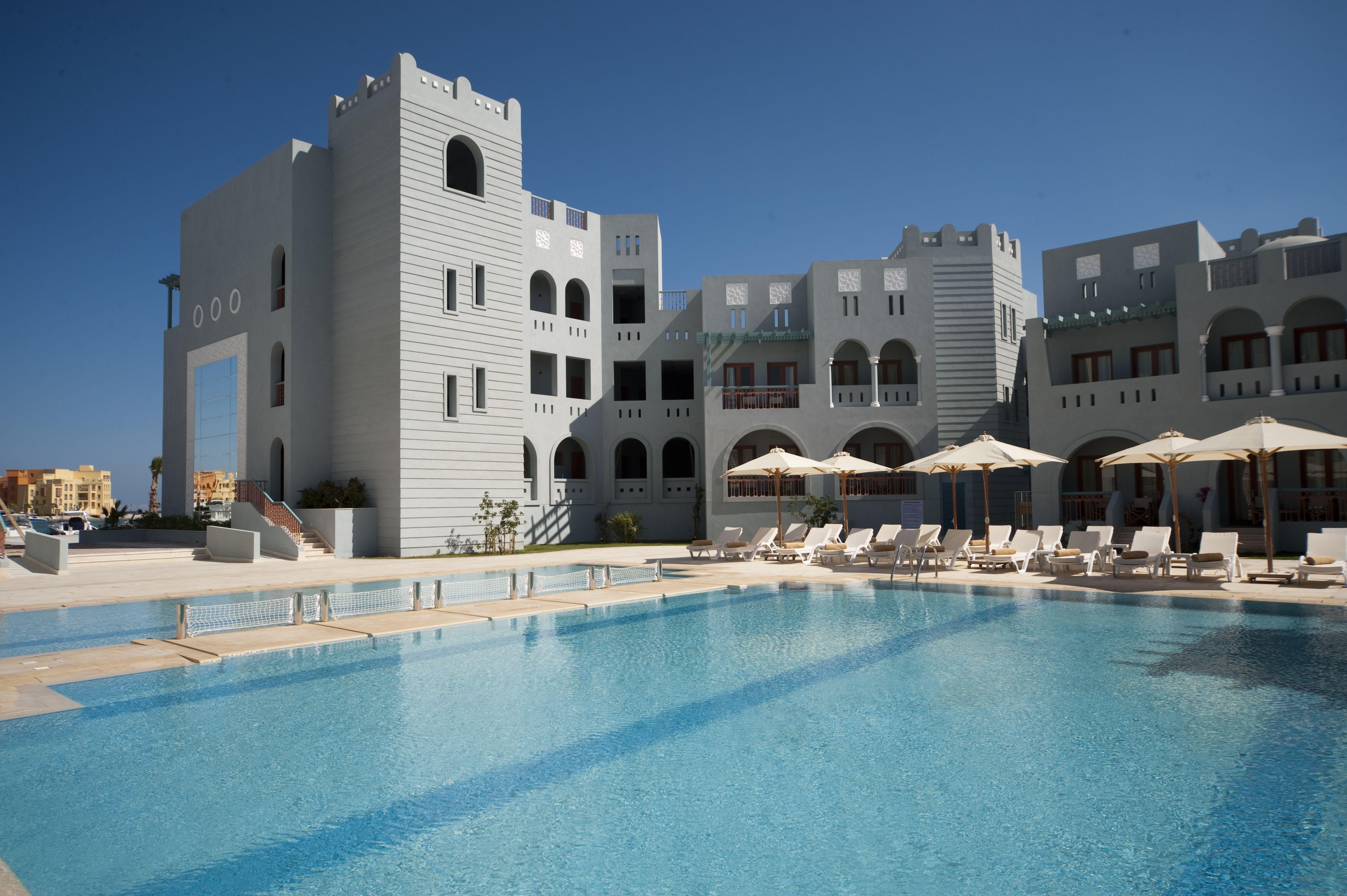 Great Hotel At The New Abu Tig Marina Fanadir Hotel A 4 Star In The Red Sea Vantage Travel Great Hotel International Travel
