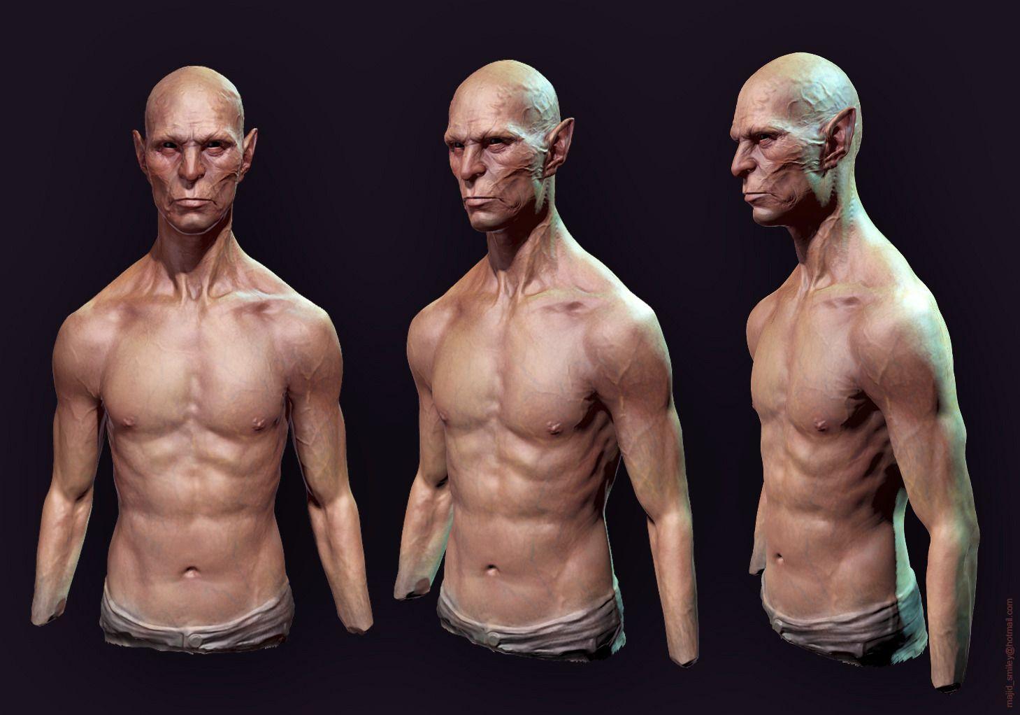 My Zbrush Artworks - Majid Esmaeili - Page 9 | Characters 3D ...