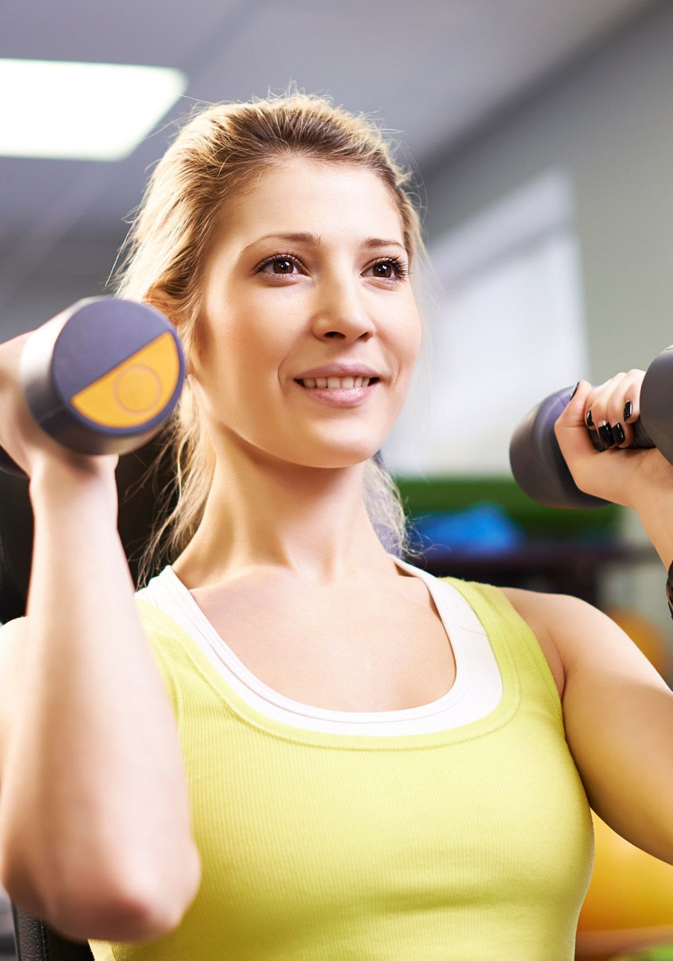 The Absolute Beginner Resistance Workout