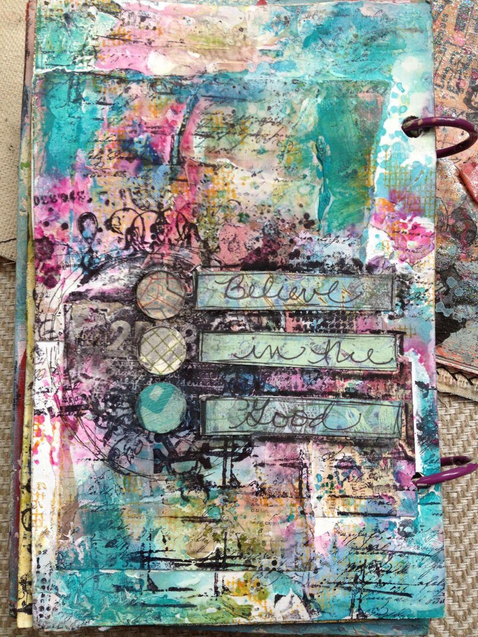 art journaling. Art Journaling journal inspiration #collage #art