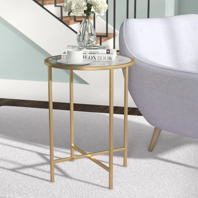 Daliah End Table In 2021 End Tables Furniture Side Table