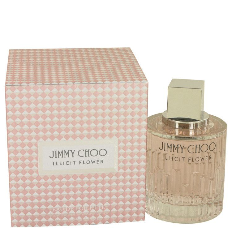 Jciliflow33 jimmy choo flower perfume perfume