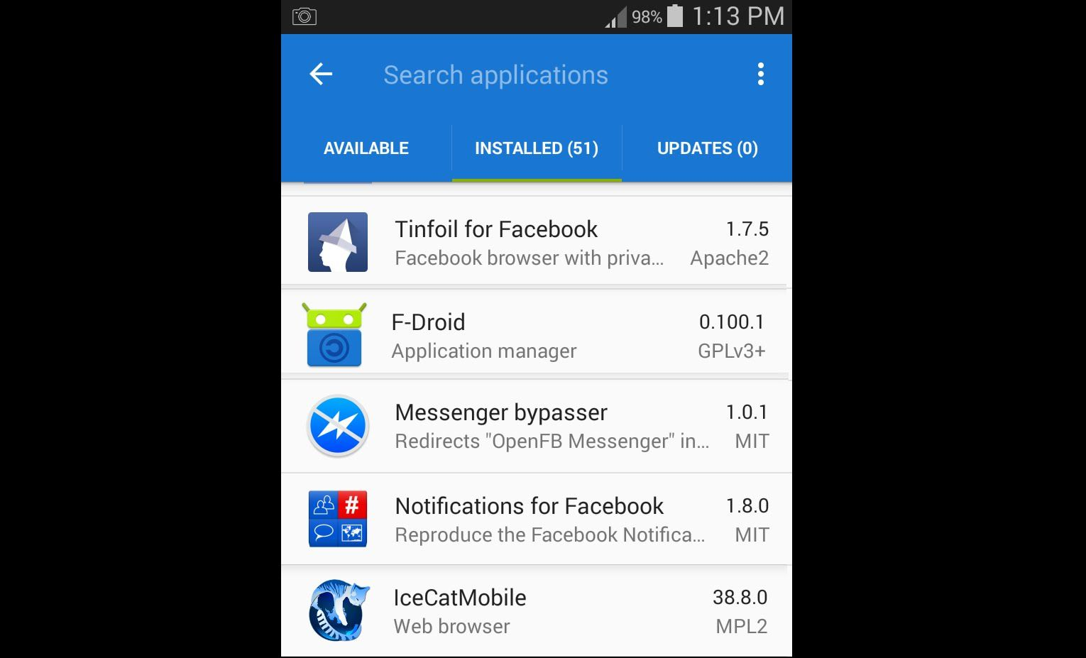 How to Use Facebook on Android without Facebook or