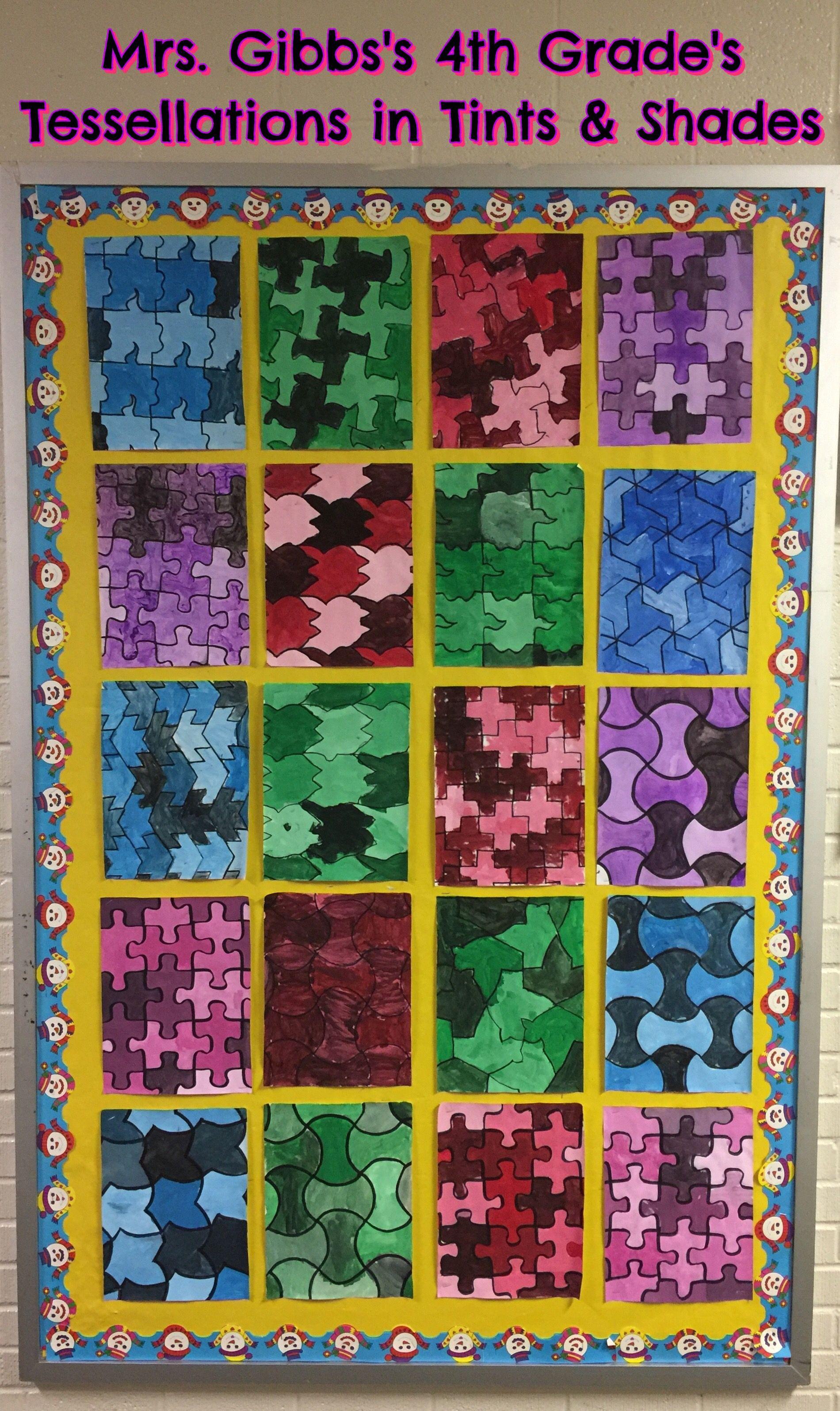 Elementary Tessellations