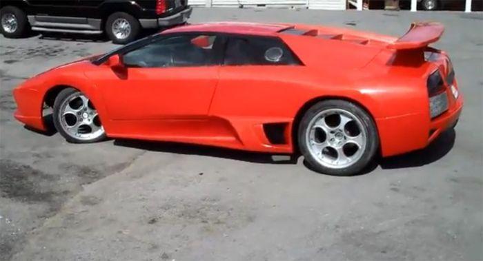 Toyota MR2  U003e Lamborghini Murcielago