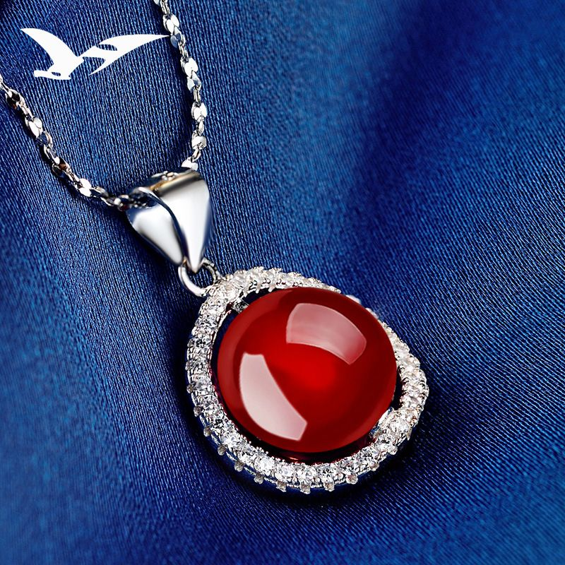 >> Click to Buy << 925 Silver Necklace Korean Fashion Cat Litter Pendant Women's High-grade Creative Sterling Silver Jewelry Wholesale #Affiliate