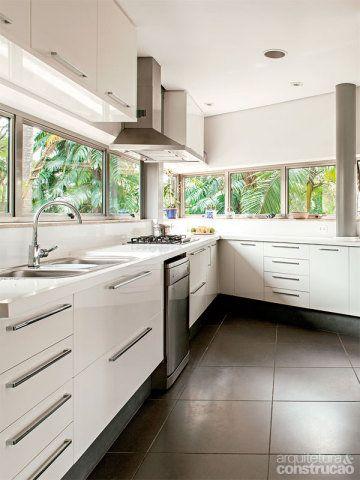 100 Cozinhas Para Amar Cozinha Com Janela Cozinhas Modernas
