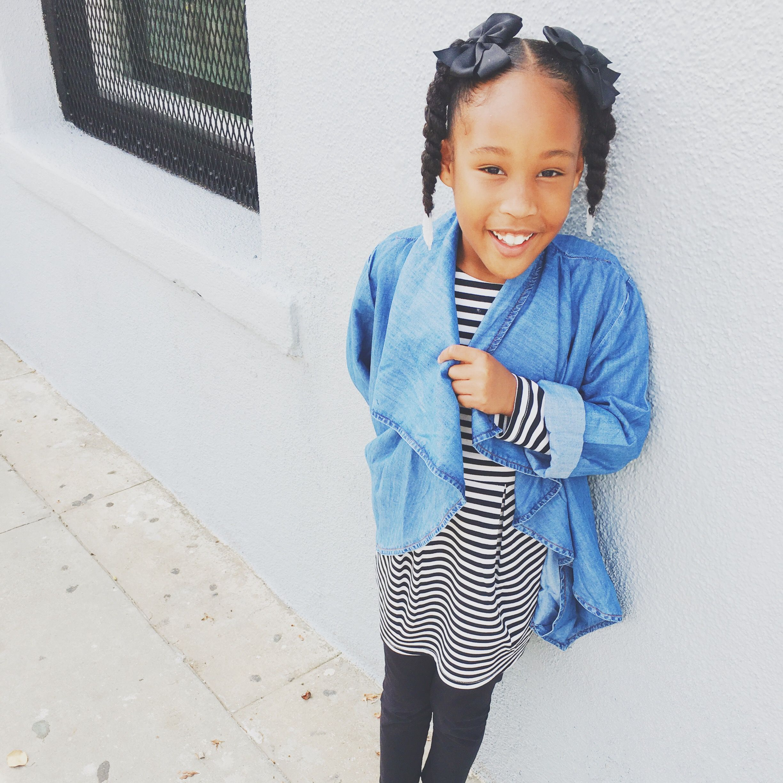 3 Ways To Keep Kids Chic - The Hautemommie