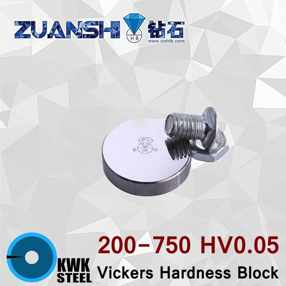 71.25$  Watch here - http://ali009.worldwells.pw/go.php?t=32775407150 - Vickers Hardness 200-750HV0.05 Micro HV0.05 HV Metallic Hardness Reference Blocks Hardness Test Standard Block Hardness Tester
